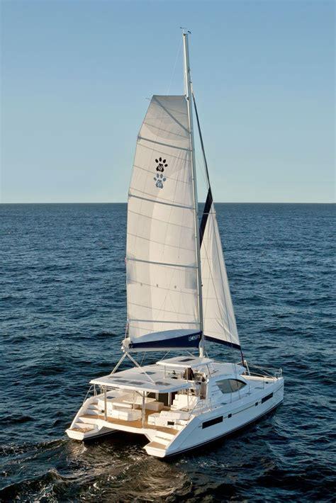 catamaran leopard a vendre leopard 48 leopard catamarans fr voilier sailing