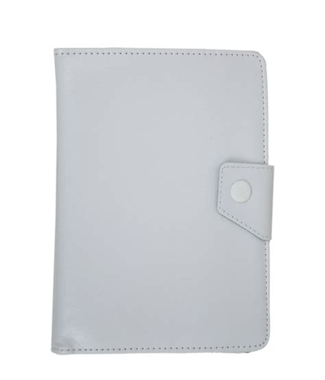 Flip Cover Lenovo A1000 Sai Flip Cover For Lenovo Ideapad A1000 White Cases