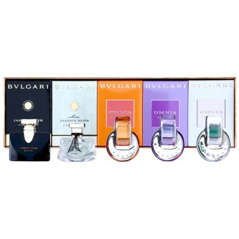 Parfum Bvlgari Mini bvlgari mini geschenkset vi notino de