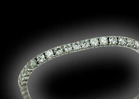 silvestro fiore gioielli curiosit 224 sul bracciale tennis di diamanti io i gioielli