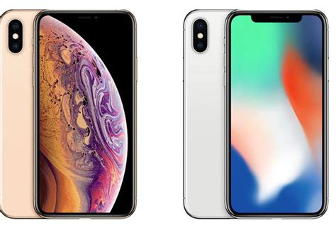 iphone x and xs