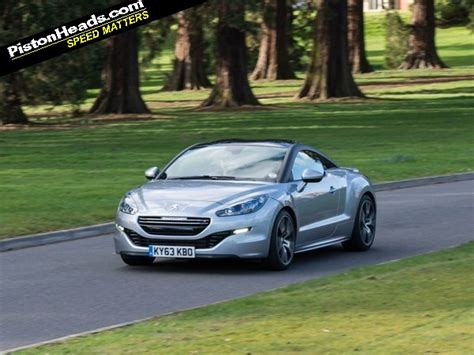 peugeot rcz r modified peugeot rcz r uk review pistonheads