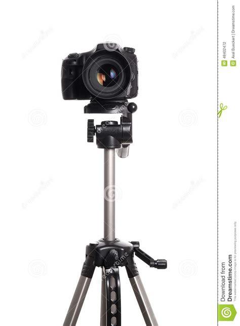 digital single lens reflex dslr dslr on tripod stock photo image 48402472