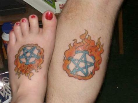worst couple tattoos made me do it bad tattoos 37 pics