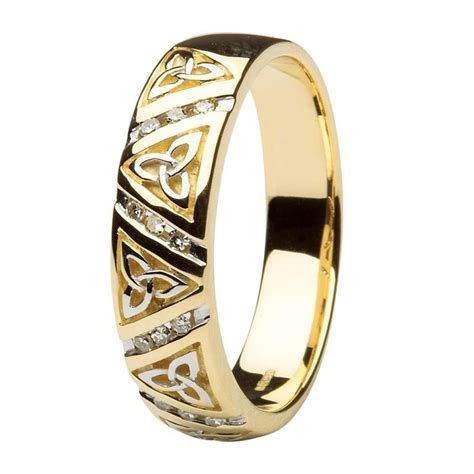 Celtic Wedding Rings by 1000 Images About Celtic Wedding Rings On