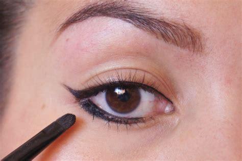 Eyeshadow Zetten au naturel make up look beautylab nl