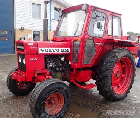 used volvo tractor volvo bm 500 tractors mascus uk