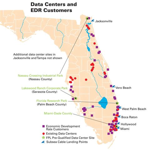 florida electric utility map investment profile florida power light company