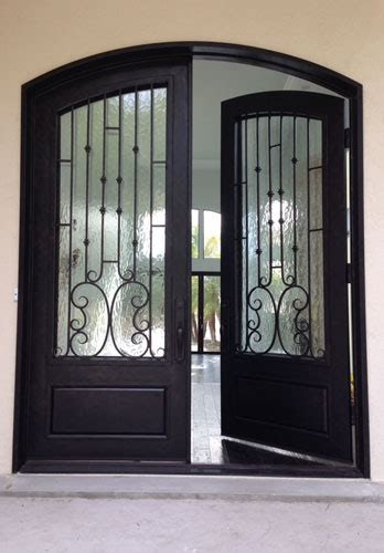 Glass And Iron Doors Ornamental Iron Gallery Orange County Ca Ornamental Wrought Iron Doors