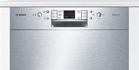 under bench dishwasher bosch under bench dishwasher smu50l05au appliances online