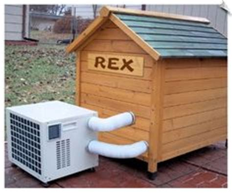heated and cooled dog houses perd pups on pinterest cool dog houses dog houses and dogs