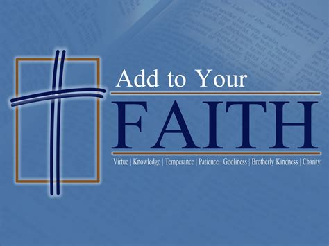 supplement your faith daily grace daily supplement