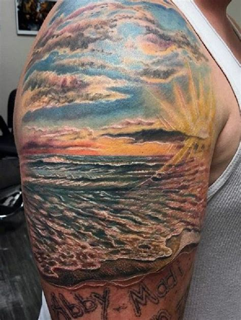 ocean themed tattoo sleeve 60 awesome tattoos sleeve tattoos