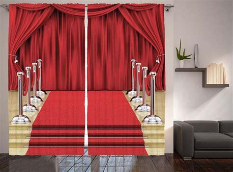 carpet and drapes red carpet image drapes hall theatre stage decor elegant