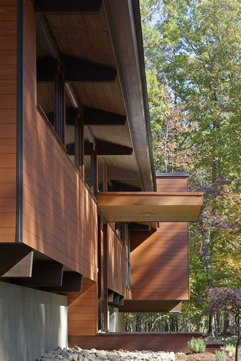The Deck House Carolina by Deck House Renovation In Chapel Hill Carolina