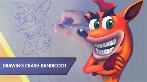 adobe illustrator cs6 keeps crashing drawing crash bandicoot speed art youtube