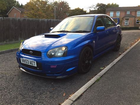 subaru impreza modified 2003 subaru impreza wrx sti bits 354 bhp dyno modified