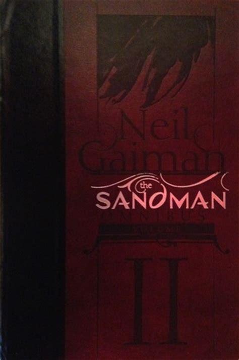 the sandman omnibus vol 2 the sandman omnibus vol 2 by neil gaiman reviews