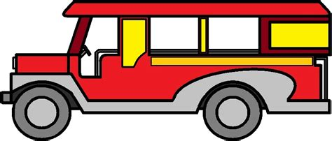 philippine jeep drawing jeepney clip art gallery
