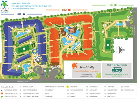 resort map resort maps turtle resort