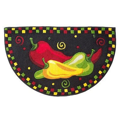 Chili Pepper Kitchen Rugs 98 Best Chili Pepper Decorations For The Kitchen Images On Pinterest Kitchen Decor