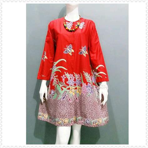 jual dress batik tunik jumbo bigsize  lapak batik sri gandut