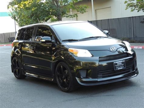 scion xd aftermarket used 2008 scion xd hatchback 5 speed manual trd rims