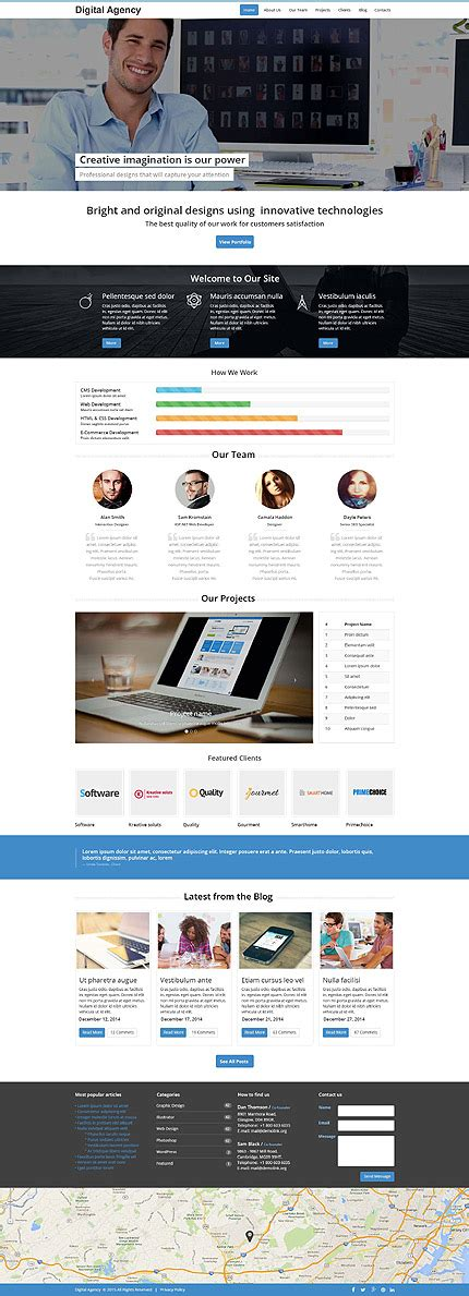 Template 53246 Ensegna Themes Drupal Dating Template