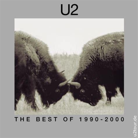 u2 best u2 best of 1990 2000 electrical cd dvd release