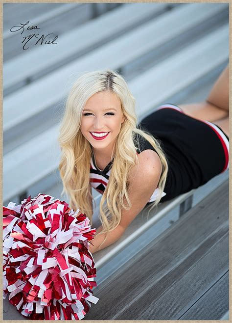 senior girl cheerleader gorgeous happy texas cheerleader s senior pictures by