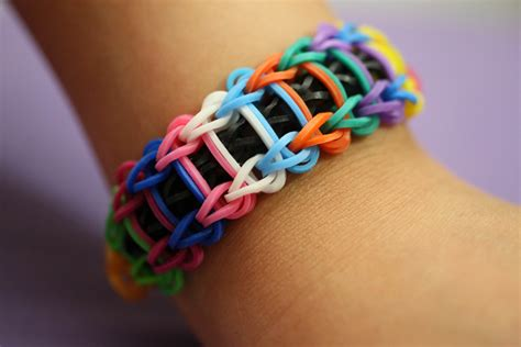 how to make a ladder bracelet with how to make a ladder bracelet on the rainbow loom with