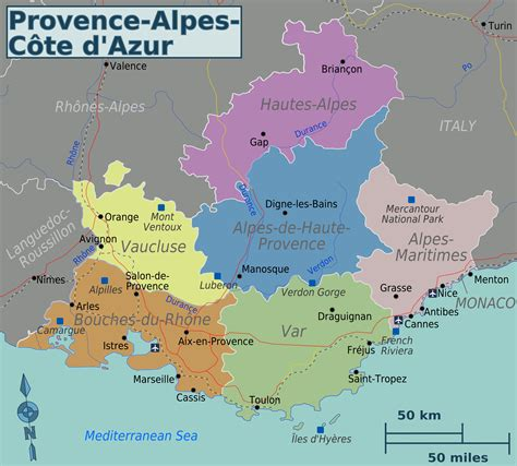 province france file provence map png wikimedia commons