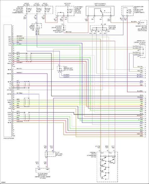 2007 yaris radio wiring diagram wiring diagrams new