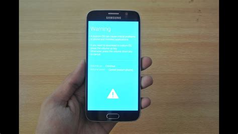 samsung galaxy s6 how to enter mode