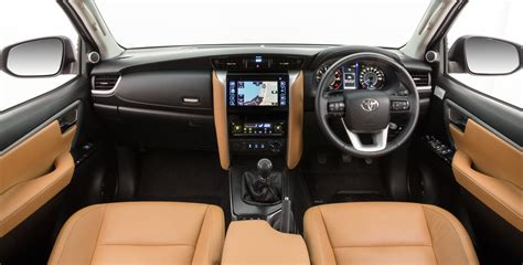car interior upholstery philippines 2016 toyota fortuner interior revealed photos 1 of 12