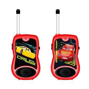 Walkie Talkie Cars Sale talkies walkies disney cars lexibook 100 m talkie walkie fnac be