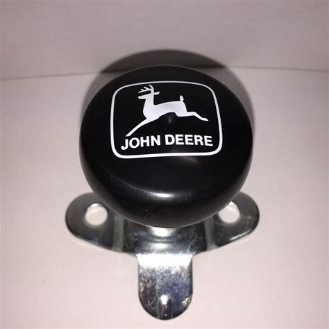 Deere Steering Wheel Spinner Knob by Deere Steering Wheel Spinnerty16020