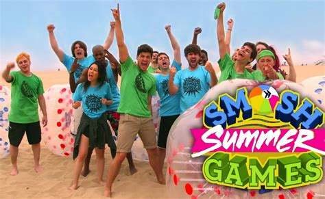Gamis Summer smosh to rename secondary channel add cast members bring