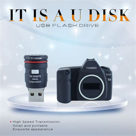 Kamera Slr Flashdisk 16gb slr canon shape usb 2 0 flashdisk 16gb black jakartanotebook