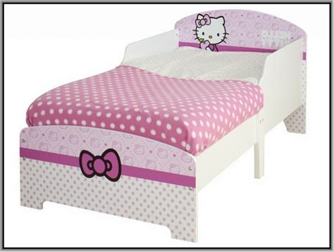 hello kitty headboard for sale hello kitty toddler bed frame home design ideas