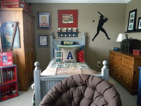 boys baseball bedroom ideas 40 teenage boys room designs we love