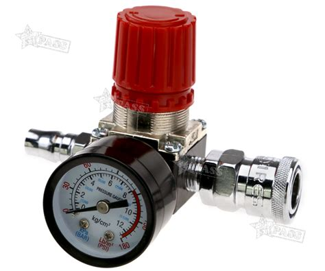 air compressor 1 4 quot 140psi pressure regulator regulating valve ebay