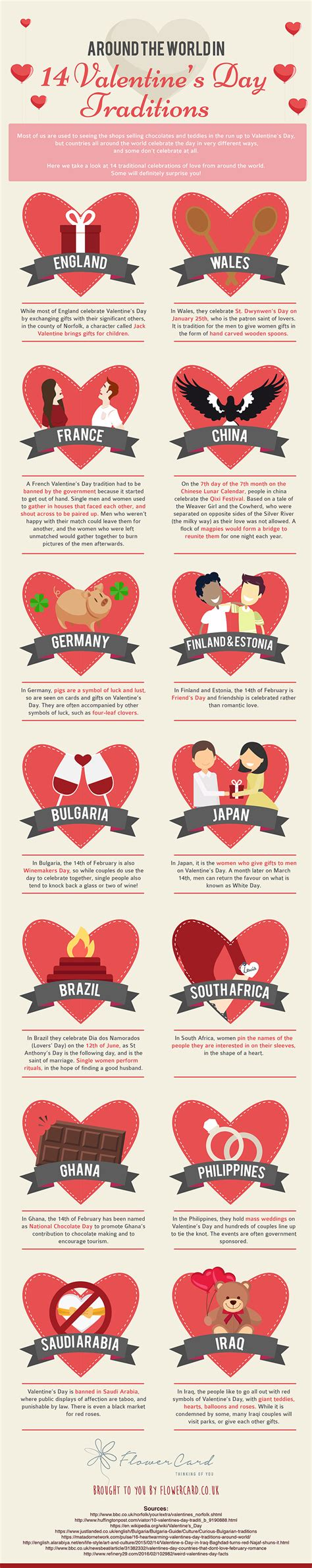 valentines traditions 14 s day traditions around the world a new