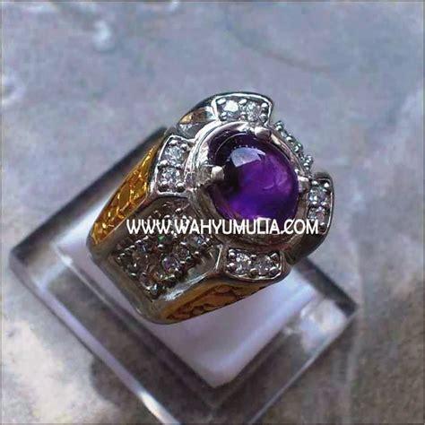 Kecubung Amethyst batu kecubung ungu amethyst kode 127 wahyu mulia
