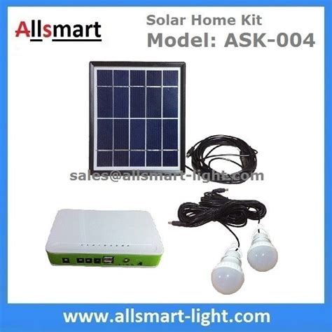 solar home lighting system indoor solar home lighting system kits with 2 bulbs 5m