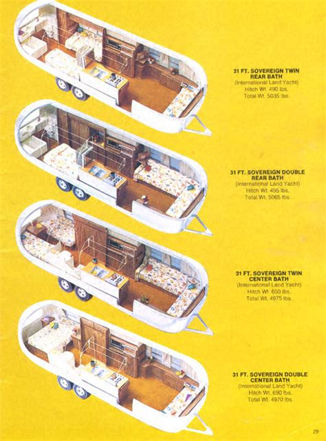 Fleetwood Terry Travel Trailer Floor Plans technicolorlife com living in silver our 1974 airstream