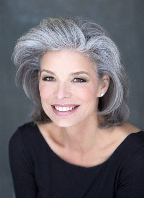 grey hair over 50 pdf 278 best images about hairstyles for women over 50 on
