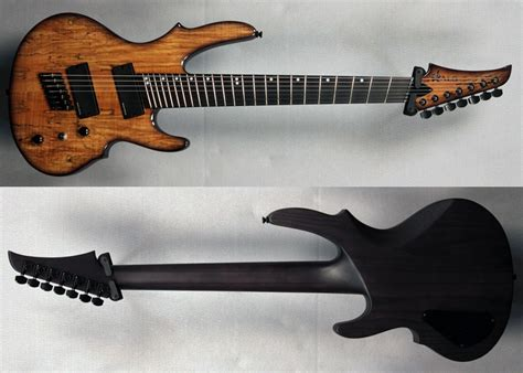 fanned fret 7 string why install angled slanted for fanned fret guitars