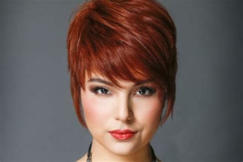 sassy short hairstyles women over 40 short hairstyles hairstyle short in back longer in front