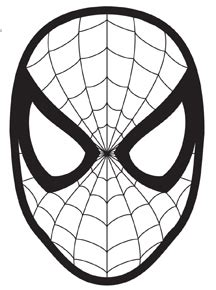 free printable elf on the shelf spiderman mask elf on the shelf spider man mask free printable mask